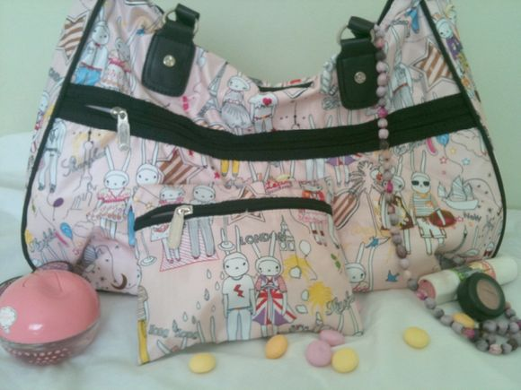 My very own fifi lapin bag!
